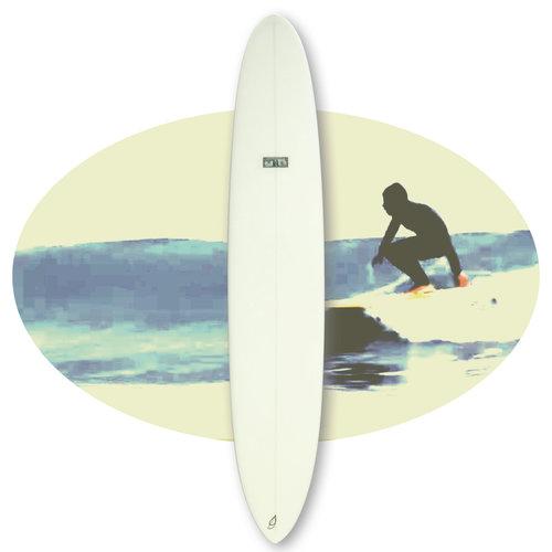 Mccallum Surfboards Jeff Mccallum Pintail 10'