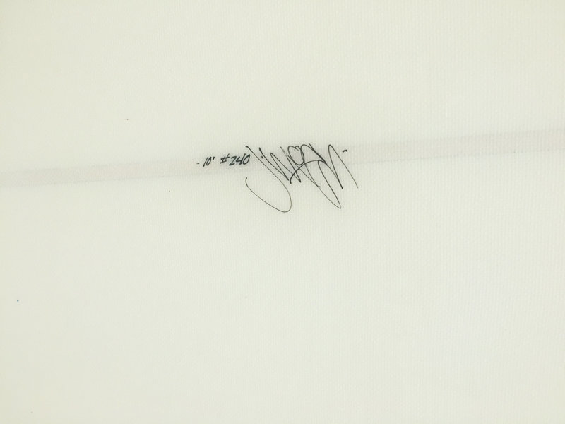 Jeff Mccallum Pintail 10' // SOLD