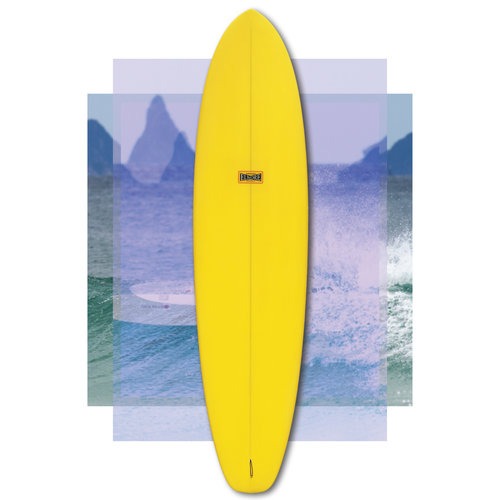 Troy Elmore Submarine 7'7 // SOLD