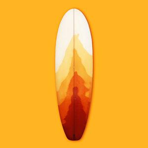 Flow & Soul Edgeboard 6'6 // PRELOVED