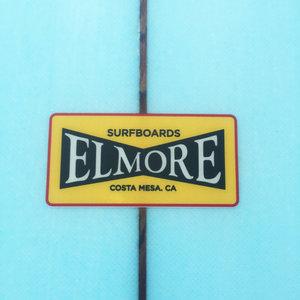 Troy Elmore Submarine 7'2
