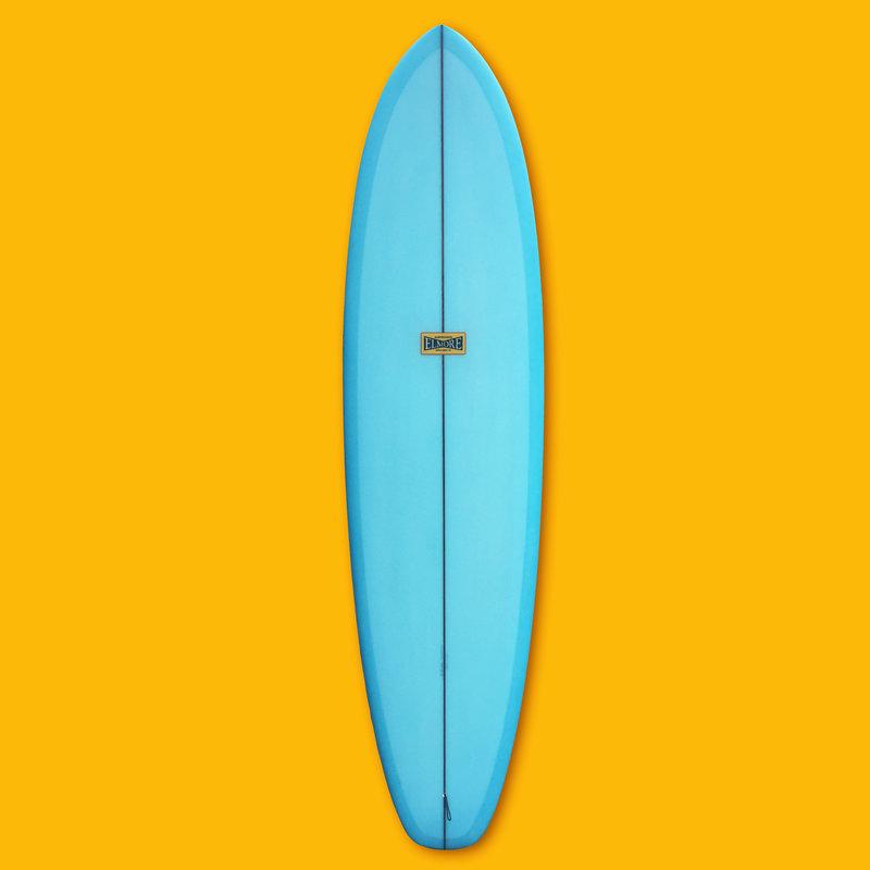 Troy Elmore Submarine 7'2 // SOLD