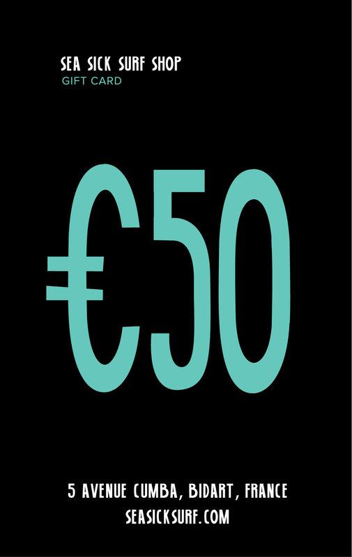 Giftcard 50 EUR