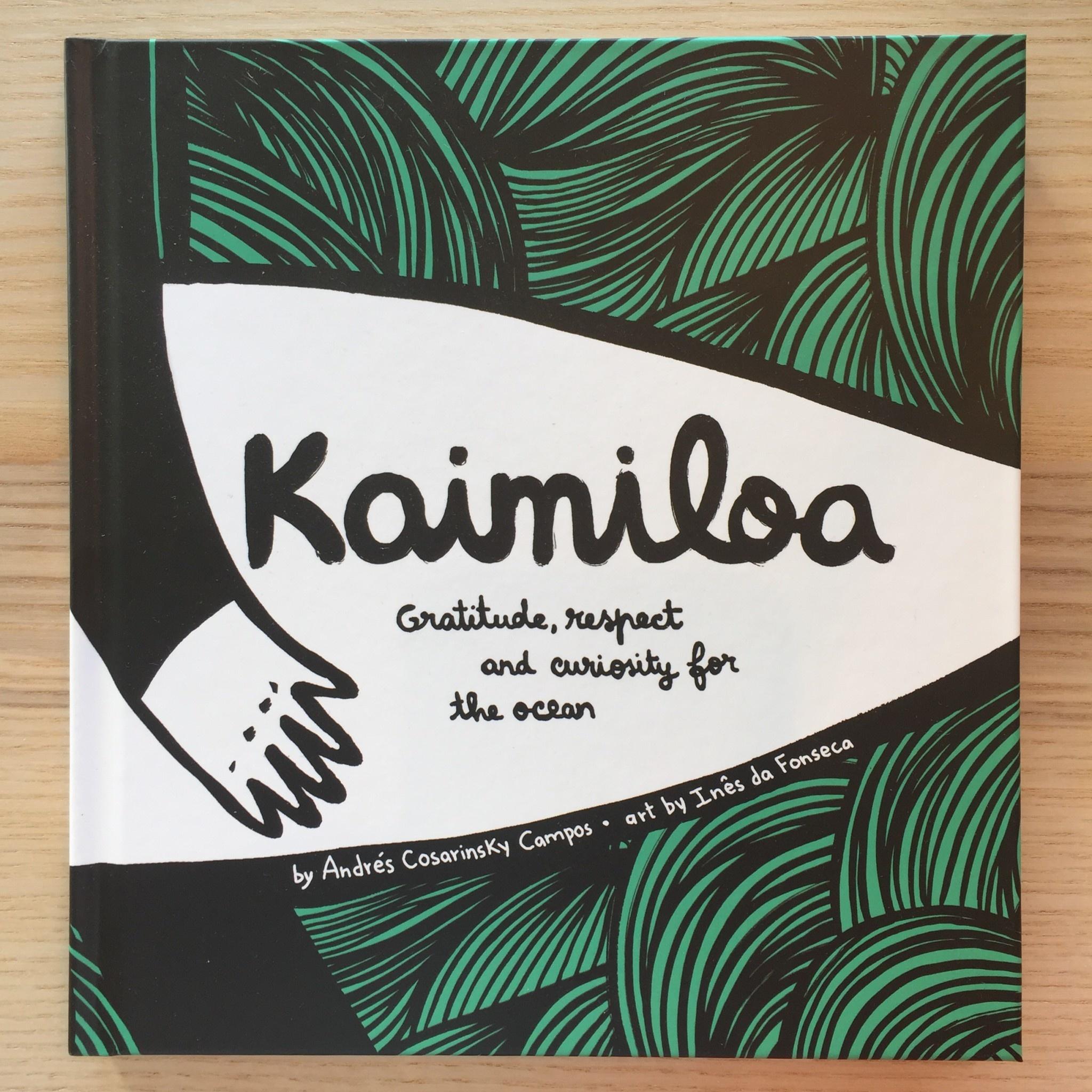 Kaimiloa kids book