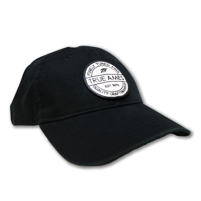 True Ames True Ames Heritage Cap Black