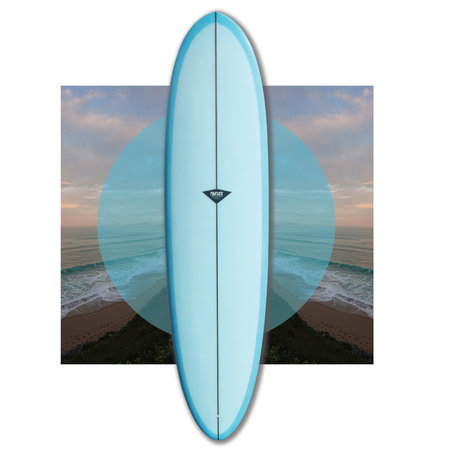 Sea Sick Surf x Panther Progressive Egg 7'4 // SOLD