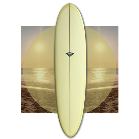 Sea Sick Surf x Panther Progressive Egg 7'7 // SOLD