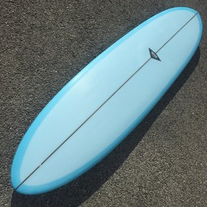 Sea Sick Surf x Panther Progressive Egg 7'4