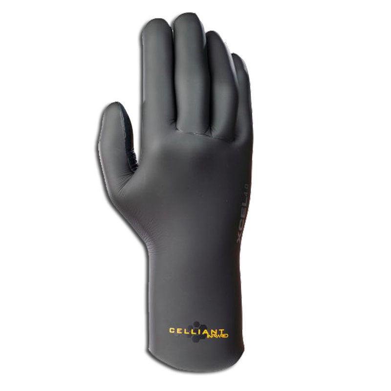 Xcel Wetsuits Xcel 4mm TDC Glideskin Stitch Free Comp Glove