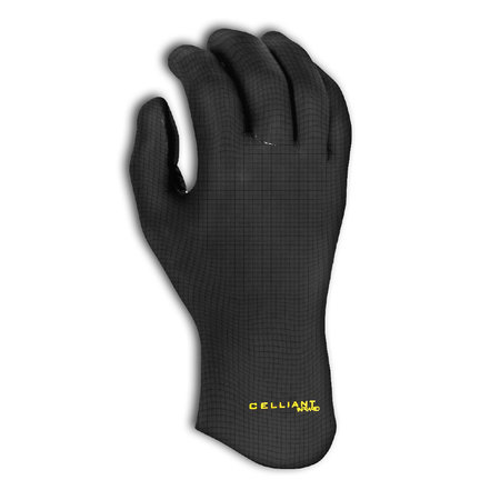 Xcel Wetsuits Xcel 4mm Comp 5 Finger glove black - Medium