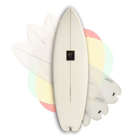 ND Surf  Flextail twin 6'0