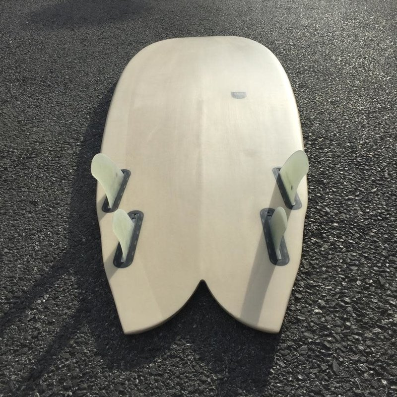 Sea Sick Surf Sea Sick Surf Speed Quad x ND Surf 5'11 // WITH FINS