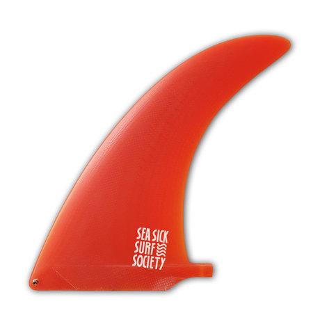 "Sea Sick Surf Sea Sick Surf Hull Flex Single Fin 7.8"" Sun"