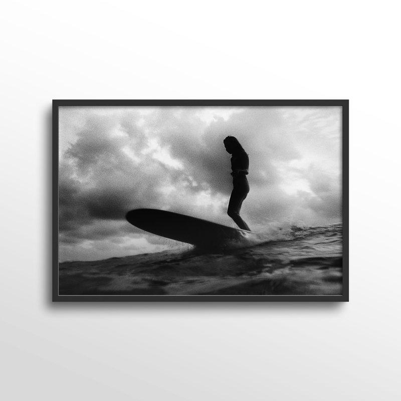 Hans van Wijk Photography Hans van Wijk - Single Fin