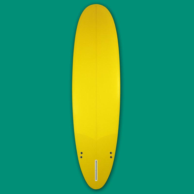 Gliding Dutchman 7'7 North Sea Egg 2+1 Lemon