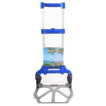 Inklapbare lichtgewicht trolley