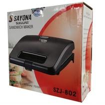 Compacte grill / Sandwich maker SZJ-802