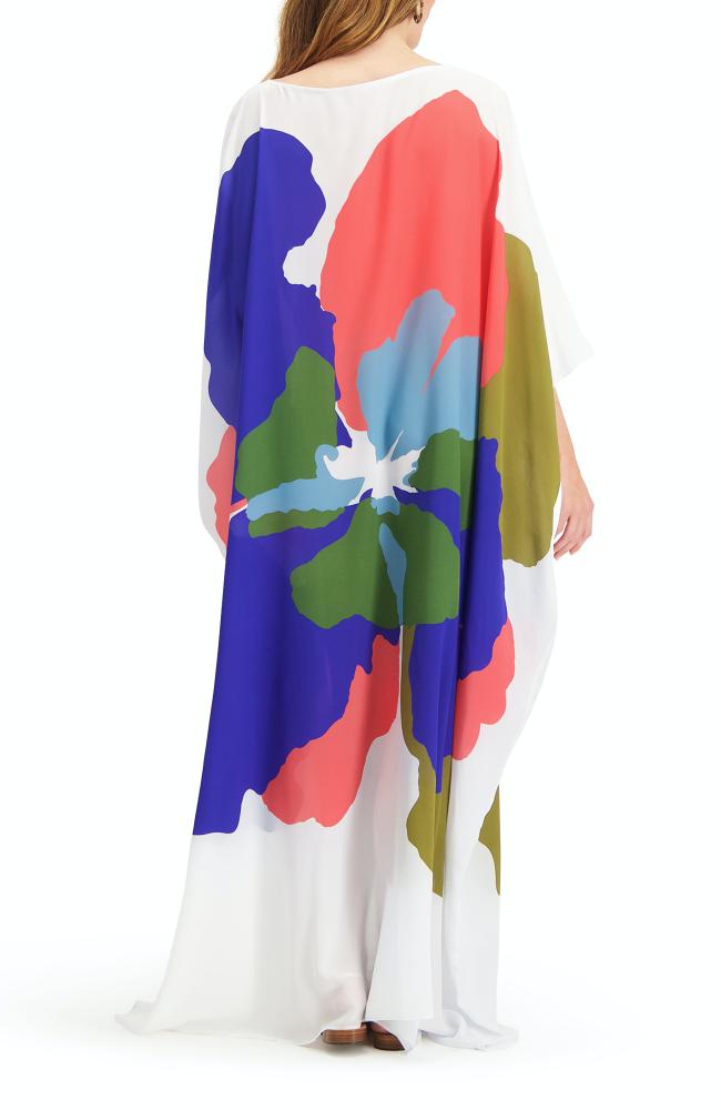 MALA CHETTY Bright Hibiscus