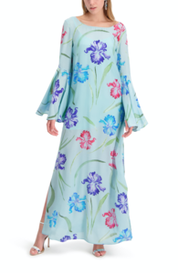 MALA CHETTY Blue Bell Iris. Sold Out