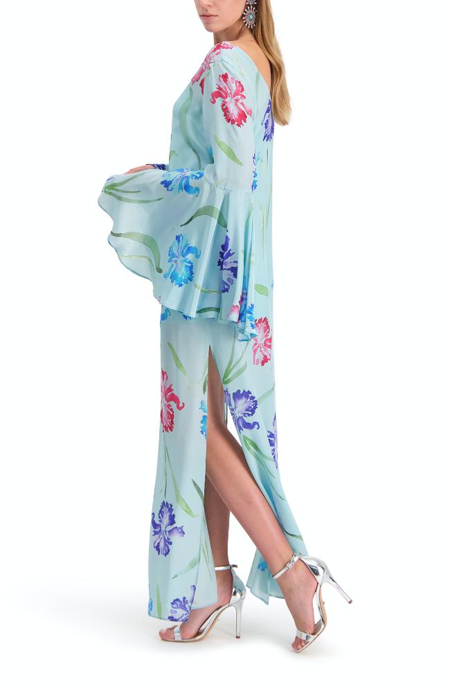 MALA CHETTY Blue Bell Iris