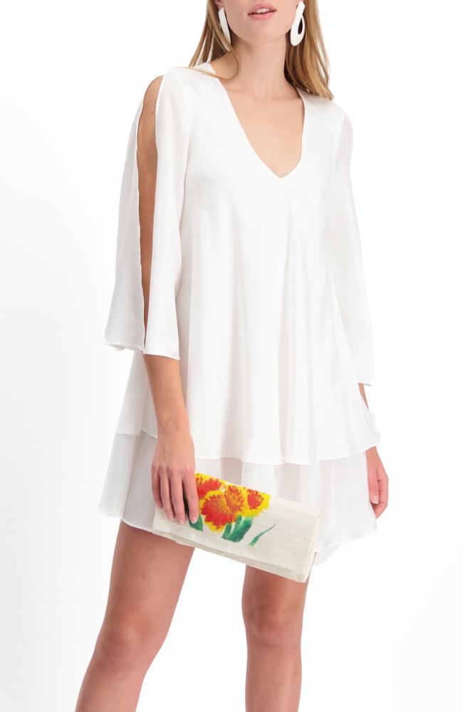 MALA CHETTY White Lily