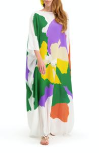 Canfora for Mala Chetty sandels Danielle White Opaque