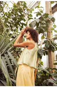 MALA CHETTY Tangerine Summer Top