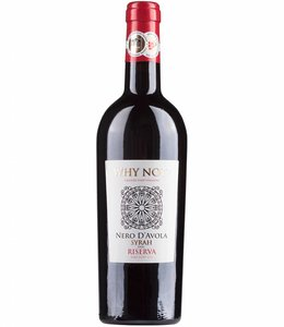 Contri Spumante Why Not ? Nero d'Avola / Syrah 2013