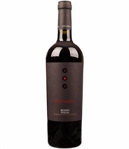 Vigneti del Salento (Farnese Vini) Luccarelli Rosso Primitivo Sangiovese 2018