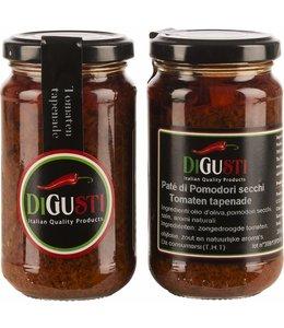Di Gusti Zongedroogde Tomaten Tapenade (212 ml.)
