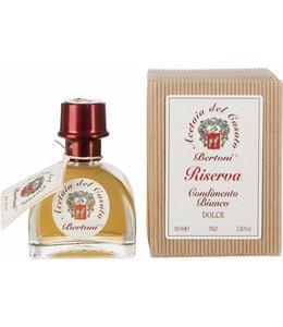 Acetaia del casato Bertoni Riserva aceto bianco (100 ml.)