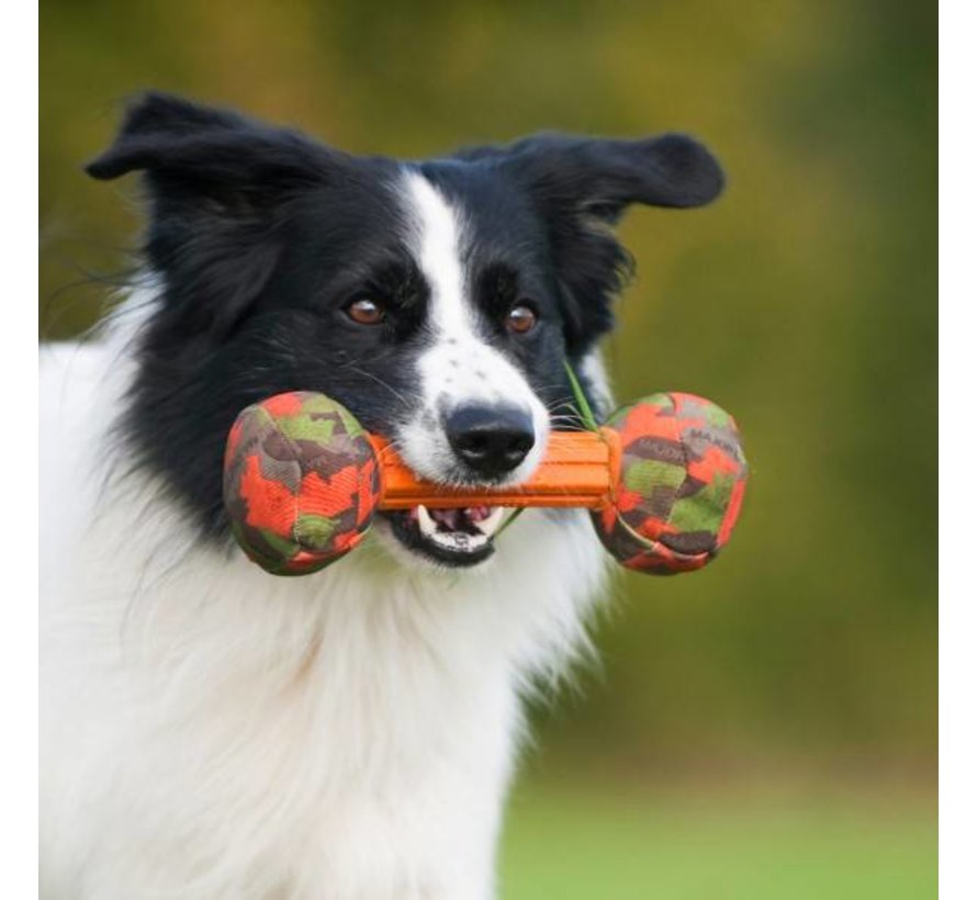 Dog Toy Small Barbell
