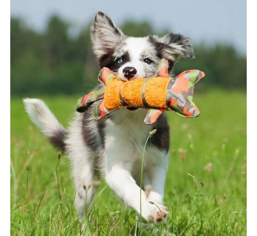 Major Dog Dog Toy Tiger