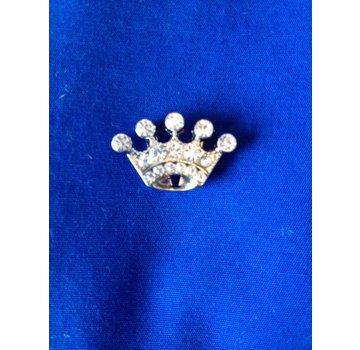 Doxtasy Kroontje decoratie voor halsband en riem met naam