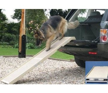 Petstep Pet ramp DogStep beige
