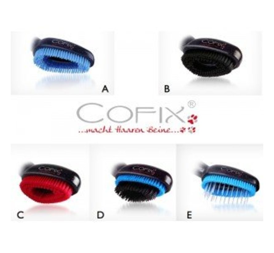 Brushes for Cofix system