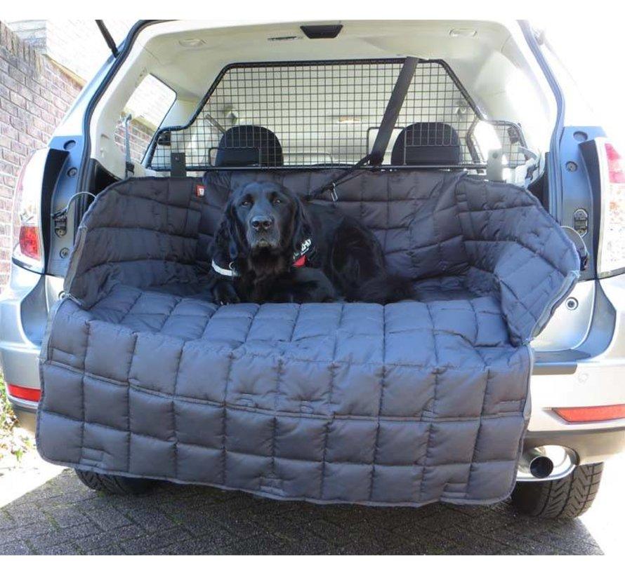 Hondendeken voor de kofferbak Grijs
