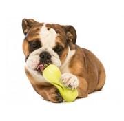 West Paw Design Dog Toy Zogoflex Qwizl Granny Smith