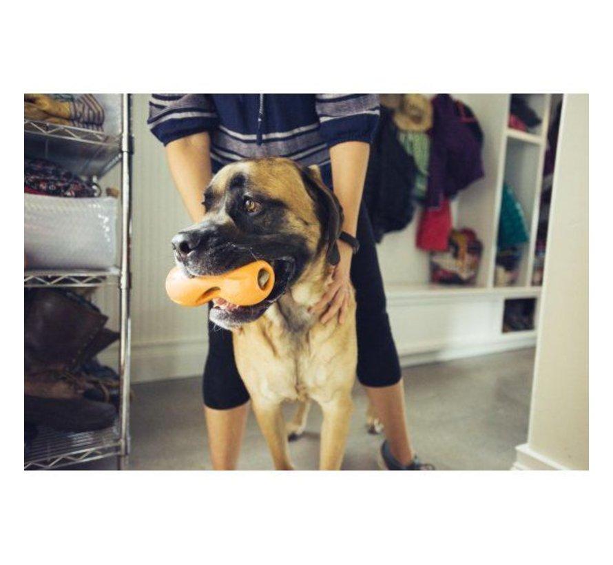 Hondenspeelgoed Zogoflex Qwizl Oranje