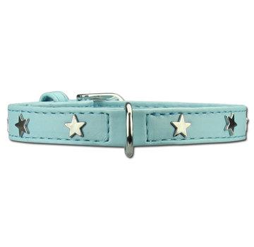 Doxtasy Dog Collar Twinkle Little Star Baby Blue
