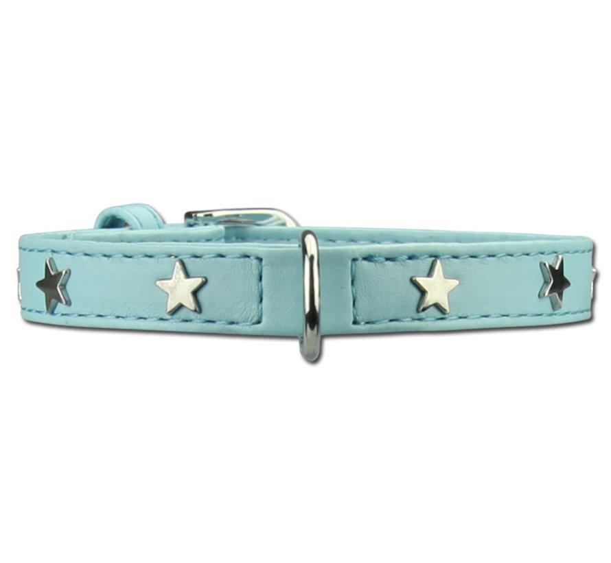 Hondenhalsband Twinkle Little Star Baby Blue