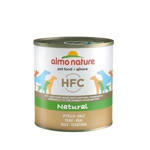 Almo Nature Dog Food HFC Veal 12 x 290 gr