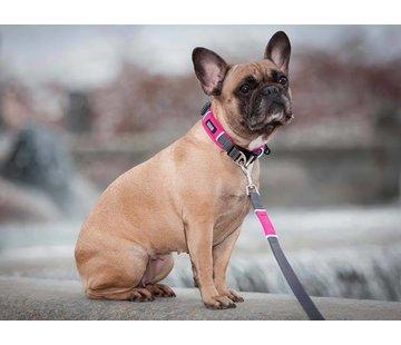 DOG Copenhagen Dog Collar Urban Explorer Wild Rose