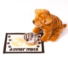 Pet Rebellion Placemat Mini Mate Creme