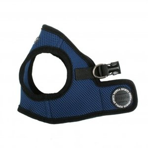 Puppia Dog Harness Soft Vest Royal Blue