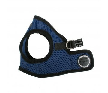 Puppia Hondentuig Soft Vest Royal Blue
