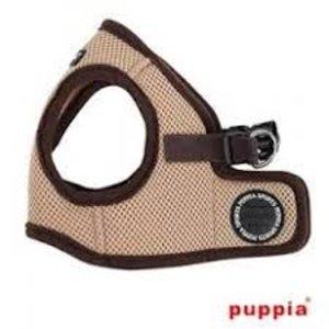 Puppia Dog Harness Soft Vest Beige