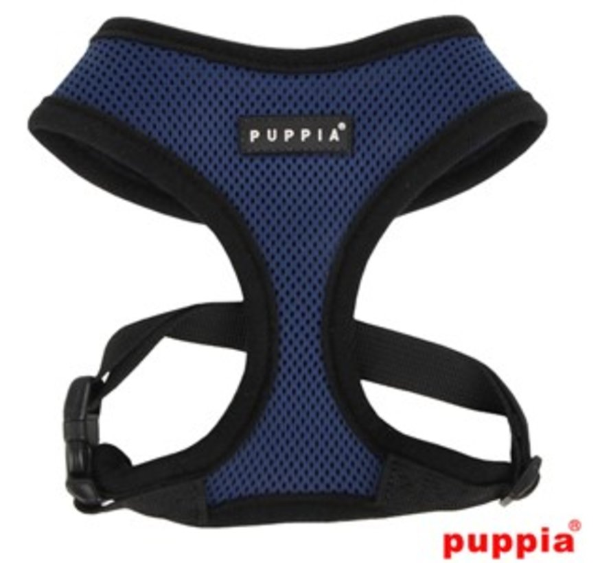 Hondentuig Soft Harness Royal Blue