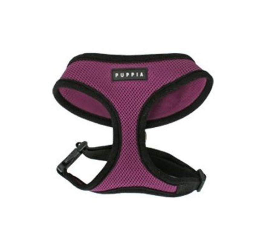 Hondentuig Soft Harness Paars
