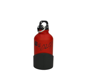 Altranet H2O2GO Water Bottle Fire Red